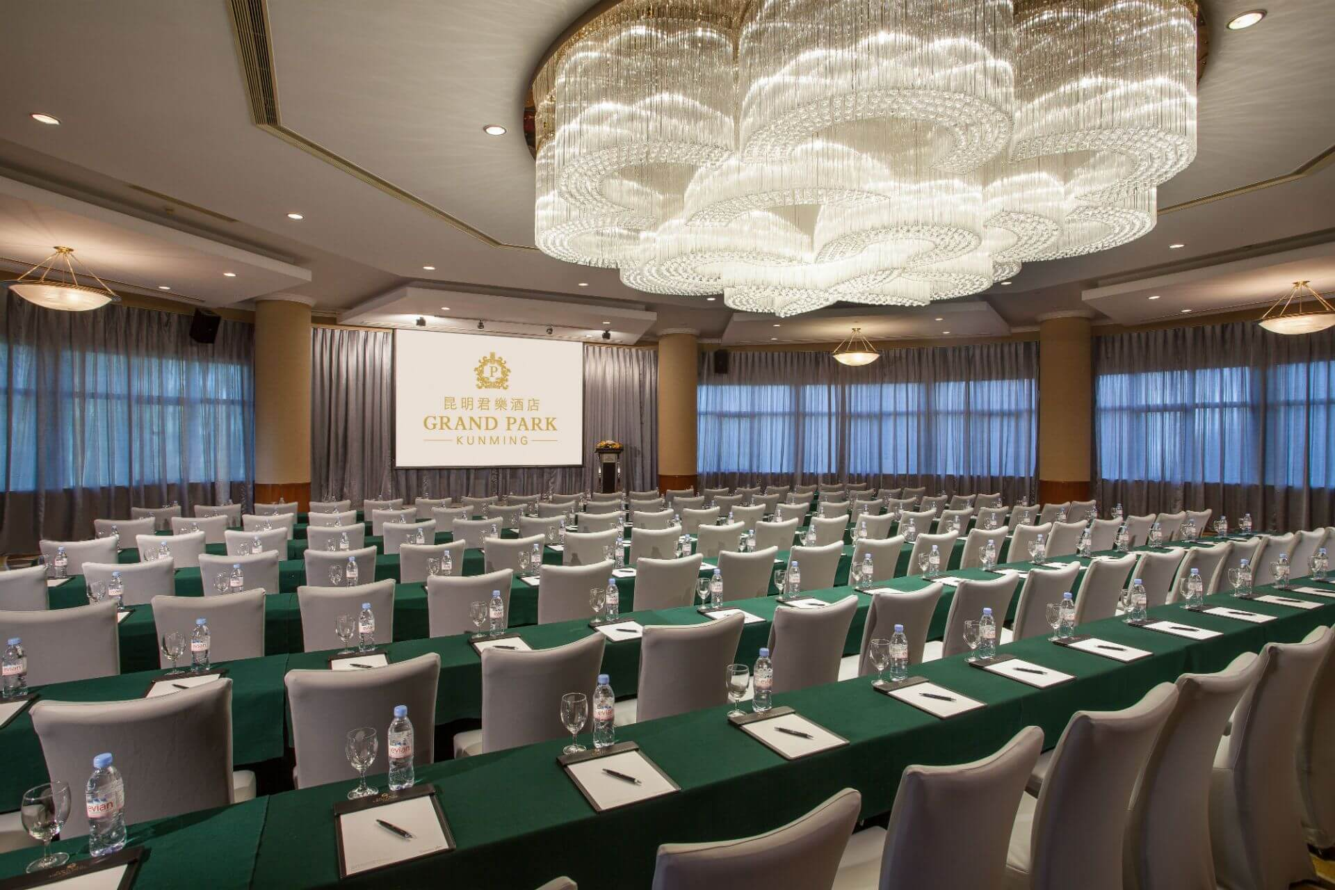Fully Equipped Meeting Rooms at Grand Park Kunming