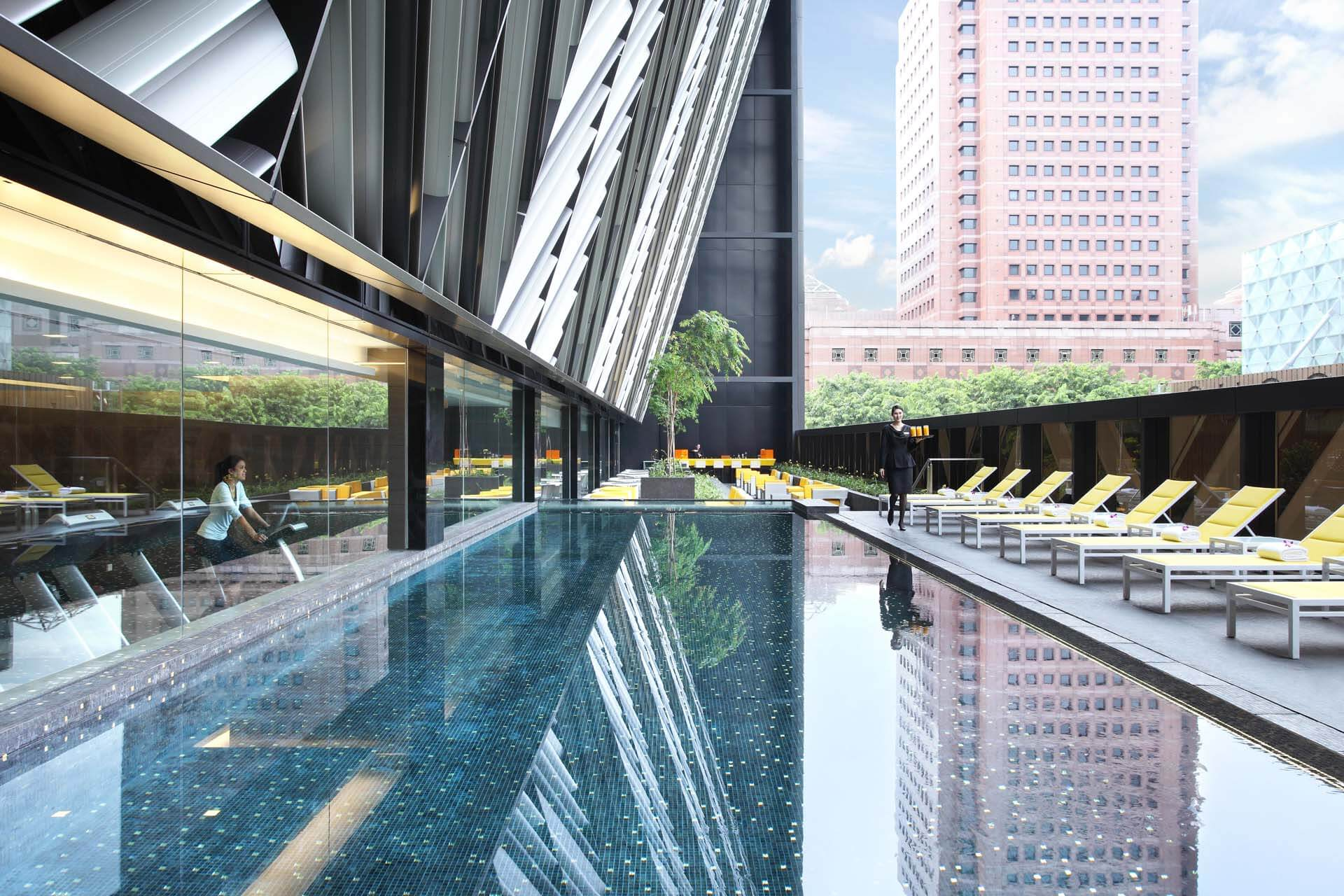 Best Luxury Hotel In Singapore Grand Park Orchard Facilities