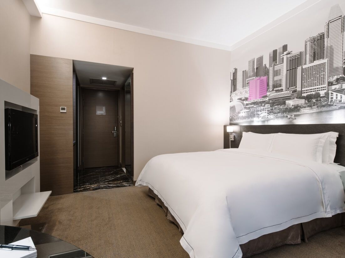 Crystal Club Deluxe Room - Grand Park Orchard
