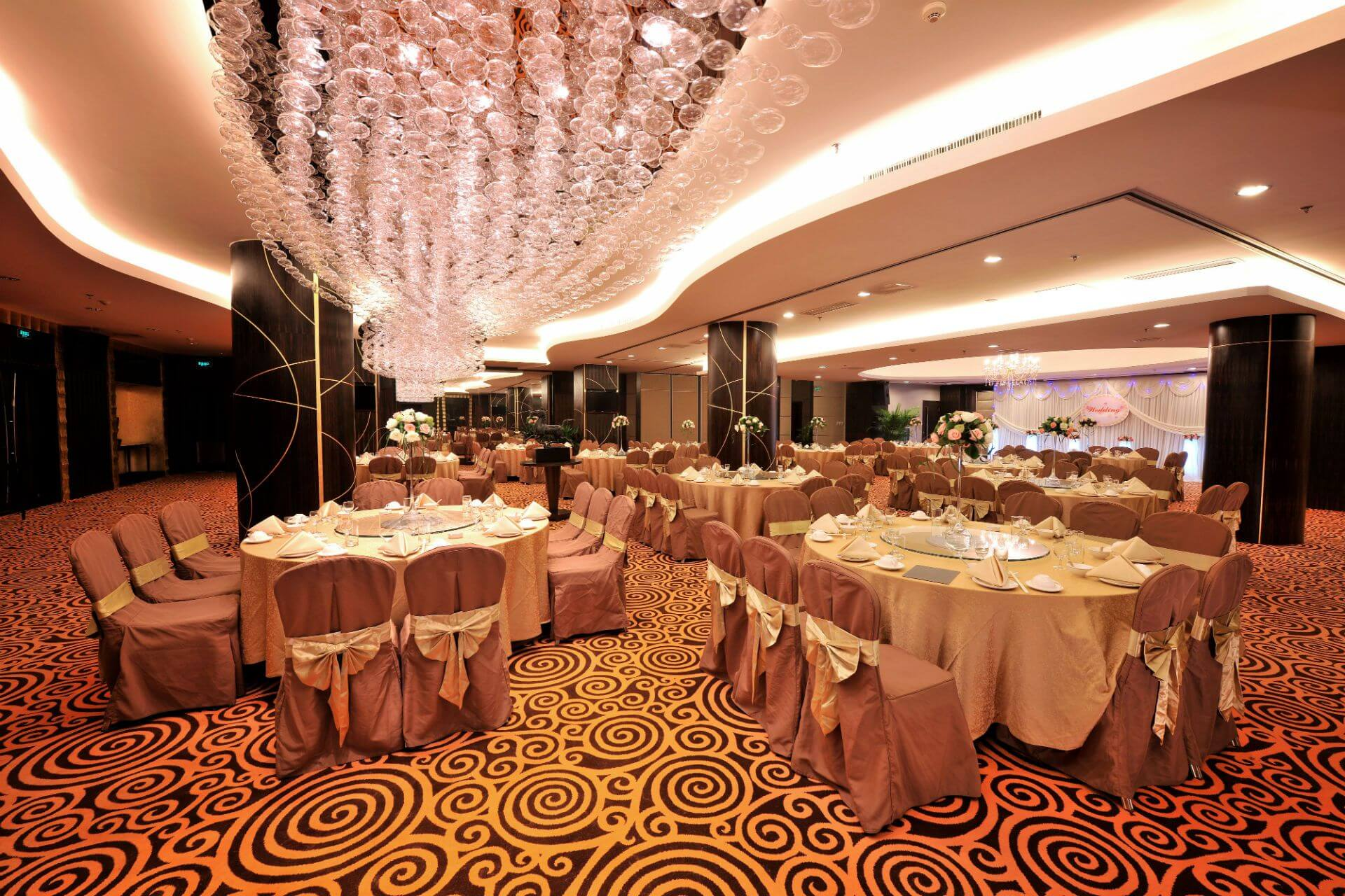Amazing Wedding Banquets